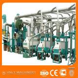 Máquina de la molinería de maíz del maíz de la pequeña escala para la venta