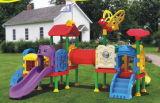 Das crianças plásticas pequenas da série de Kaiqi campo de jogos (KQ8183A)