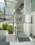 Plate-forme élévatrice verticale pour la maison