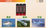 hauptsächlichbatterie der Qualitäts-1.5V trockenen der Zellen-AA