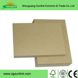 18mm Cherry Melamine MDF Board / Raw MDF
