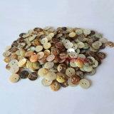 Botón de perla natural, Shell Agoya botón con la calidad de Japón