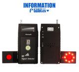 Bug de sem fio do sinal RF do Detector Detector com limiar automático Detector Bug Detector de Câmera Sem Fio Anti-Candid Caçador de RF de alta sensibilidade