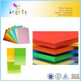 120g 150g 180g 220g, 250g de papel colorido em bloco e bloco