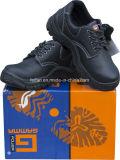 Впрыска единственное Tsteless PU и относящие к окружающей среде ботинки безопасности