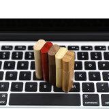 自然な木製のタケUSB Pendriveは木箱を8GB 16GB 32GB 64GB USBのメモリに残す