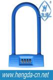 Yh9223 Vélo bleu solide combinaison étanche résistant à vélo u Verrouiller Verrouiller