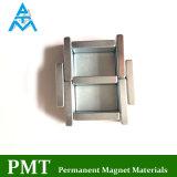 N45 30X19X4 Block-Neodym-Magnet mit Praseodymium-magnetischem Material