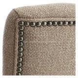 (SL-8120) Bois en gros de tissu de Chesterfield dinant des présidences pour des meubles de restaurant