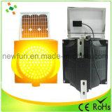 lumière clignotante jaune ambre solaire de 300mm
