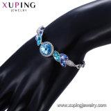 Mayorista de cristales de Swarovski Xuping Últimas señoras pulseras de moda