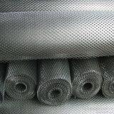 Construção de malha de arame de ferro de malha de metal expandido