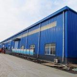 De bajo coste personalizada EPS prefabricadas casas con estructura de acero