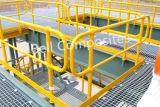 Fibra de vidro (PRFV) e corrimões, Glassfiber Cerca Corrimão, Handrailing GRP.