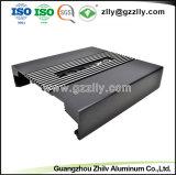 Novo Design para extrusão de alumínio do radiador de equipamento de áudio do carro