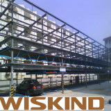 Estructura de Acero Galvanizado en caliente de acero para la construcción de taller, almacén