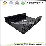 철사 그림을%s 가진 ISO9001 공장 검정에 의하여 새겨지는 알루미늄 단면도