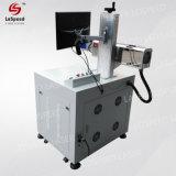 Máquina de marcação a laser de CO2 para o couro