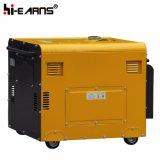 комплект генератора малой молчком портативной силы 5kw тепловозный (DG6500SE)