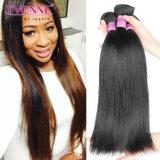 Extensión brasileña 100% del pelo humano de Remy de la Virgen para las mujeres negras