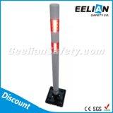 Alberino d'avvertimento della molla dell'alberino di Delineator del LDPE di bianco poco costoso