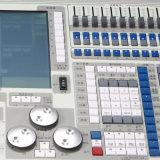 Pantalla táctil de Tigre digital DMX 2048 controlador de consola de iluminación para la iluminación de escenarios moviendo la cabeza