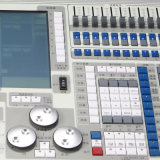 Regulador de consola de iluminación de la pantalla táctil del tigre de Digitaces DMX 2048 para la pista móvil de la iluminación de la etapa