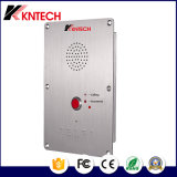 Intercomunicador instantâneo de VoIP SIP do telefone Emergency do elevador do telefone da porta da montagem