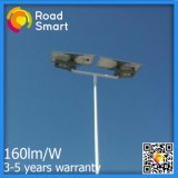 Sensor de movimento Smart Outdoor Powerful Solar Garden Road Yard Lamps