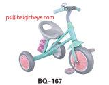 おもちゃのスクーターの赤ん坊のおもちゃのギフトのバイクのTrikeの三輪車の子供の子供3の車輪車の乗車