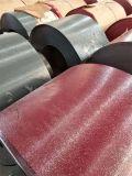 Lamiera/lamierino di alluminio impressi pietra ricoperti colore del martello