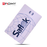 Cr80 13.56MHz standard (R) Mifare DESFire billet papier carte RFID