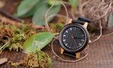 Reloj de madera de los hombres simples clásicos manera caliente de la venta de la nueva