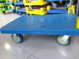 4/5/6/8 Inch Blue TPR les roulettes-guides pour le chariot (pivotant)