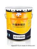 Basé sur la peinture de mur extérieur huileux