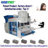 Selbstmaschinen-Betonstein-Herstellungs-Maschine des ziegelstein-Qmy10-15