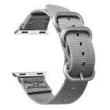 Correa de reloj de nylon de la OTAN para la venda elegante del reemplazo de Apple Iwatch