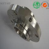 Anillo de cierre mecánico del carburo de silicio de la sinterización de Pressureless (SSIC)