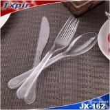 Plastiktischbesteck-Gaststätte-Löffel-Gabel-Messer-Sets