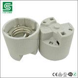 Douille de lampe en céramique du support E40 de lampe de porcelaine avec le prix de gros
