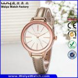 Vogue moda casual clássico Quartz Senhoras relógio de pulso (Wy-043D)