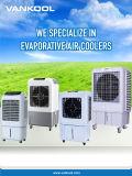 Portable evaporativo del refrigerador de aire del buen del diseño de fábrica del precio del hogar ventilador de la refrigeración por aire