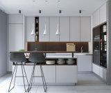 Armário de cozinha personalizada de alta qualidade para o projeto de casa