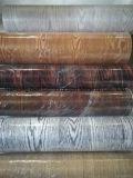 Le PRF/GRP Tube rond, le bois des tubes de grains, fibre de verre du grain du bois Tube.