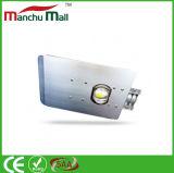 Angeschaltene 100W LED Solarstraßenlaterne der IP67/China Fertigung-