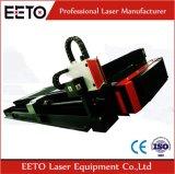 Wijd Gebruikt van de Scherpe Machine van de Laser van de Vezel van het Blad van de Buis met het Knipsel van de Pijp