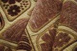 ソファーのためのポリエステルヤーンの染料のシュニールファブリック