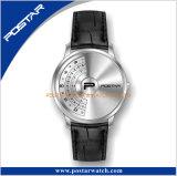 Keine Handschweizer Quarz-moderne spezielle Entwurfs-Armbanduhr