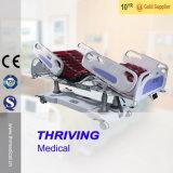 Het professionele Elektrische 5-functie Bed van het Ziekenhuis ICU
