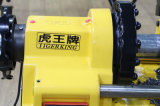 De roterende Elektrische Pijp Threader van de Rolling Machine van de Draad van de Pijp (SQ50C)